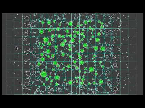 Layer-Based Procedural Generation for Infinite Worlds