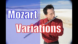 TED Talk (Variations on a Theme by Mozart) - Kangyi Zhang