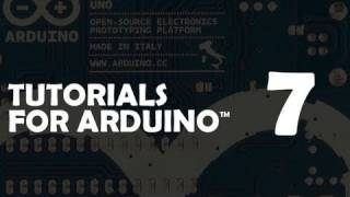 Tutorial 07 for Arduino: I2C Communication and Processing