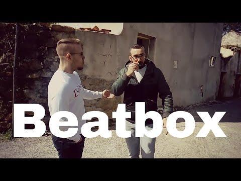 PaKa & Fastronic dão show de Beatbox com harmónica
