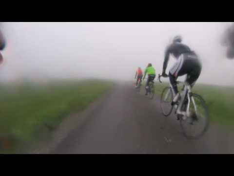 Lost in the fog and fields of Belgium