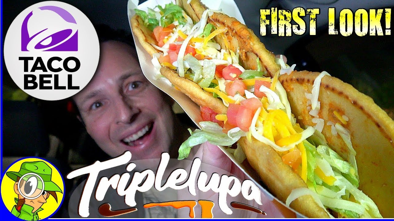 Camino Real Menu Nutritional Information Taco Bell Triplelupa Food Review 3