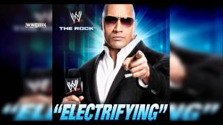 "WWE: ""Electrifying"" (The Rock) Theme Song + AE (Arena Effect)"