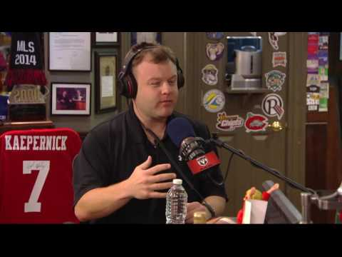 Frank Caliendo on The Dan Patrick Show (Full Interview) 9/23/16