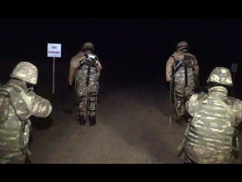 Бунт! Прямо в Кельбаджаре – армянские бойцы в шоке. Ущелье смерти – Азербайджан накрыл. Началось