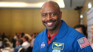 Leland Melvin, astronaut, NASA