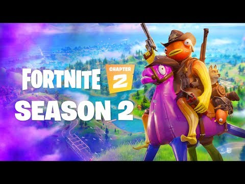 Chapter 2 - SEASON 2 BATTLE PASS Leaked! (Fortnite: Battle Royale)