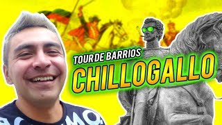 #CHILLOGALLO, EL BARRIO DE EL MARISCAL SUCRE 💪🇪🇨