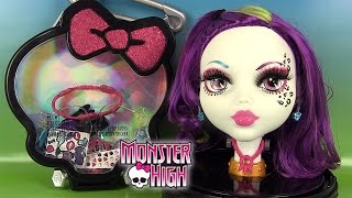 Monster High Styling Head Tête à coiffer ♥ Monster High Gore Geous Ghoul