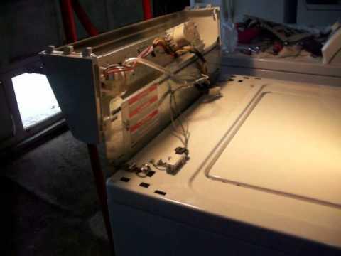 Kenmore Washer Water Pump Replacement Washing Machine Won