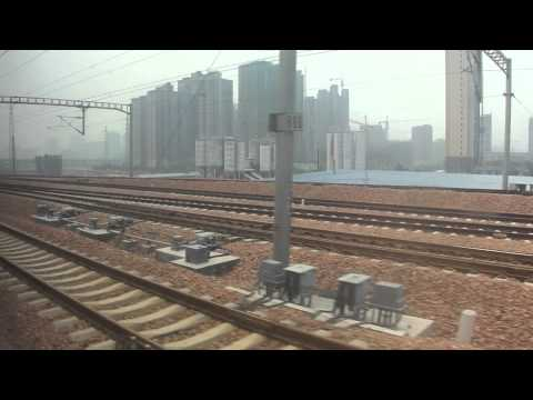 2,298 km in 7 hours and 59 minutes - This is Chinese High-Speed Rail