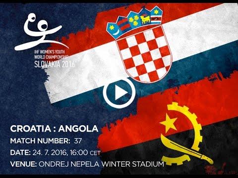 CROATIA : ANGOLA