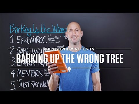 PNTV: Barking Up the Wrong Tree by Eric Barker
