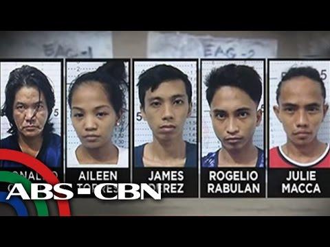TV Patrol: 21 timbog sa droga sa Cavite