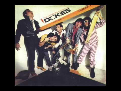 The Dickies-The Incredible Shrinking Dickies [Full Album] 1978
