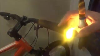 WingLights Indicators for Bicycles review