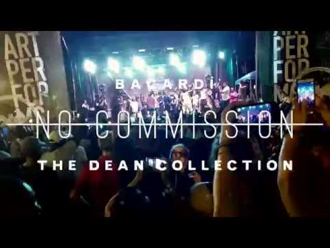 Quiet Lunch | Bacardi No Commission: The Dean Collection x Art Performs
