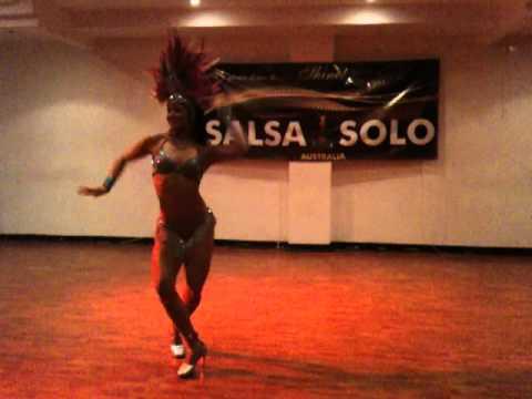Hot Samba by the amazing Amy Mills!