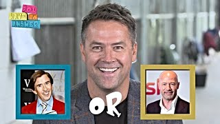 Alan Partridge or Alan Shearer? Lionel Messi or Cristiano Ronaldo? | ESPN FC You Have To Answer