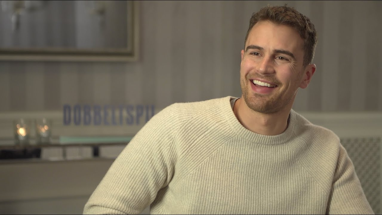 theo james talking