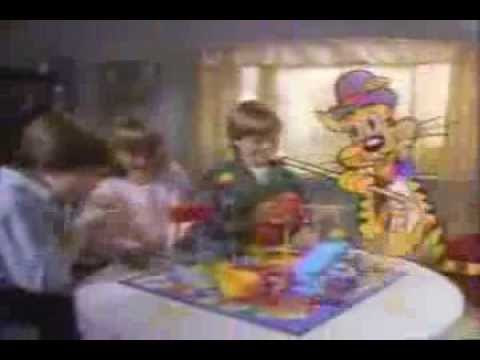 Mouse Trap Board Game Commercial