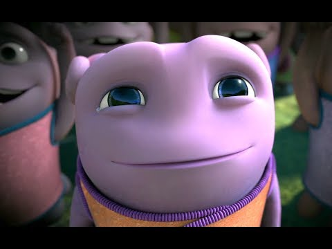 Thumbnail: Home Official Trailer - Almost Home (2014) Steve Martin, Animation HD