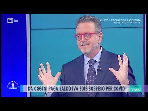 Le scadenze fiscali - Unomattina 16/09/2020