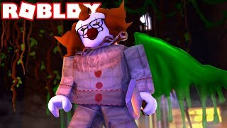 WE BECOME CREEPY CLOWN in ROBLOX-Roblox Indonesia