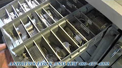 ANDREWS LOCK AND KEY MOBILE LOCKSMITH SERVICE VAN