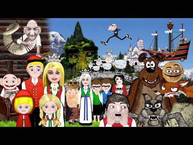 Pudding-TV Eventyr - Animasjonsfilmer