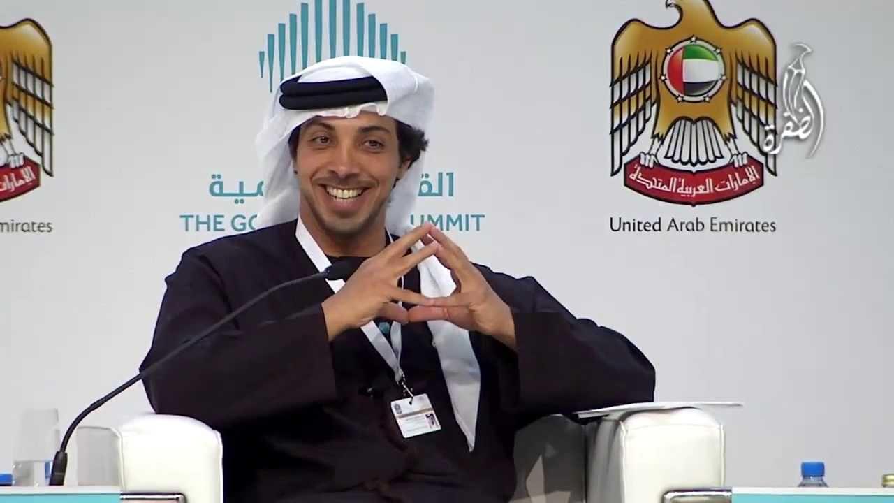 كلمة سمو الشيخ منصور بن زايد آل نهيان نائب رئيس مجلس الوزراء وزير