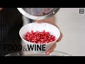 How to Deseed a Pomegranate | Mad Genius Tips | Food & Wine