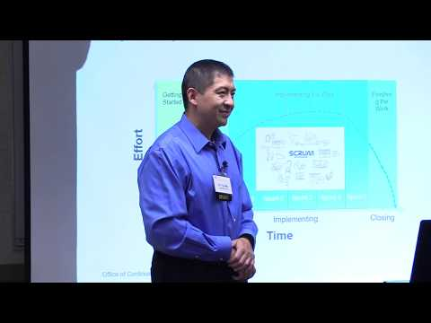 Dr. Te Wu - Understanding Agile Project Management (Extended Preview)