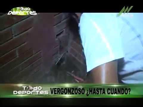 """ESTADIO """"GILBERTO PARADA"""" SUFRE ABANDONO"""