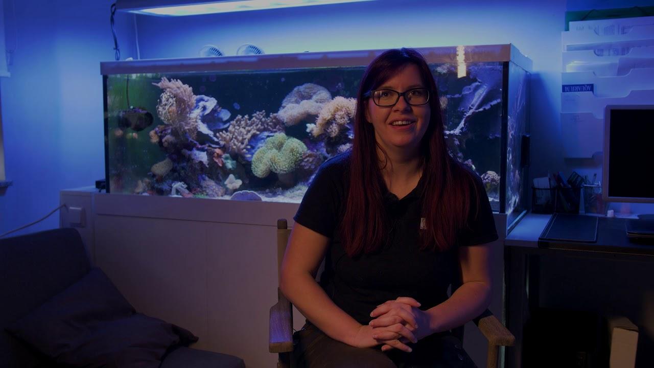upoznavanje savjeta akvarijskog čovjeka