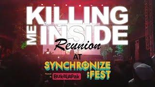 Download lagu Killing Me Reunion at Synchronize Fest 2019 Full Live HD