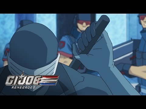 G.I. Joe: Renegades - Snake Eyes is with Me!