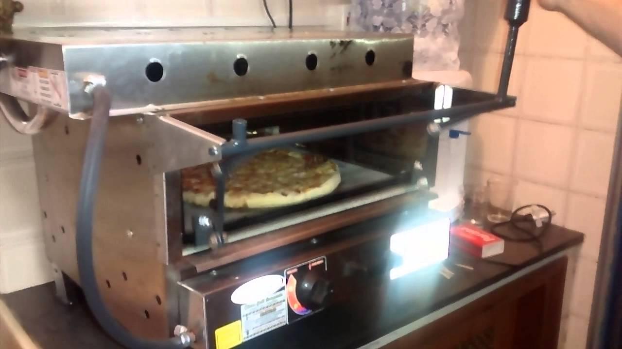 Massa De Pizza Profissional Para Forno A Gás Aldeia Sua Casa