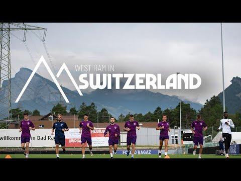 DAY ONE | PRE-SEASON IN SWITZERLAND