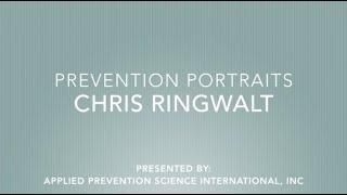 APSI PREVENTION PORTRAITS - FEATURING DR. CHRIS RINGWALT