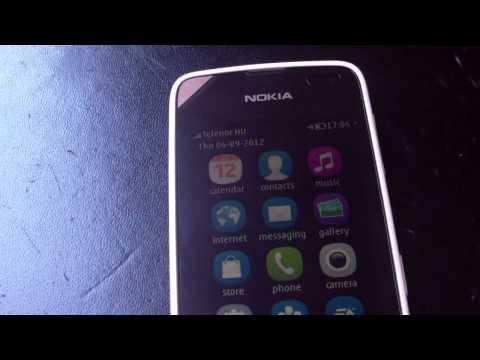 Nokia Asha 311 ( 3G / Wifi )