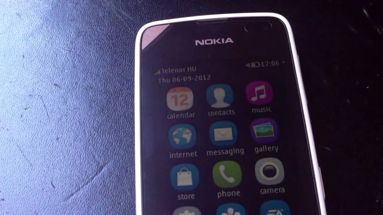 Create app store account for your nokia asha 311 using our configuration tool. We are here to help you with your asha 311.
