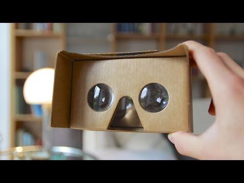Google Cardboard - VR für JEDEN?