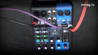 mmag.ru: Yamaha MG06X - микшер с примером звучания секции эффектов(http://mmag.ru/ (MusicMag) представляет видео обзор и демонстрацию звучания компактного микшера Yamaha MG06X с примером..., 2015-02-17T15:52:48.000Z)