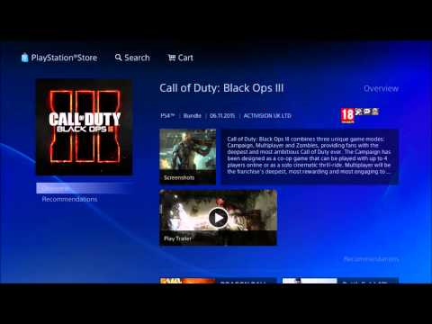 How to Cancel pre-orders from psn Updated AUGUST 2015 [ HD ]