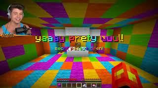 I Got Trapped in Noob1234's Girlfriend's Minecraft Prison!