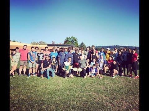 Rugby Oregon High School Boys Grade 8 HP session