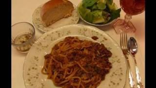 Betty's Simple Spaghetti Casserole