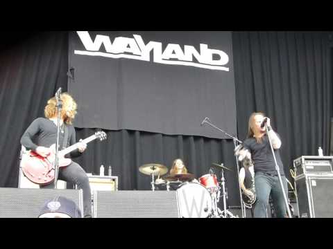 Wayland - Shopping for a Savior - Sonic Boom, Janesville, WI - Oct 2, 2016