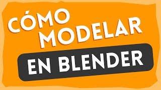 Como Modelar En Blender
